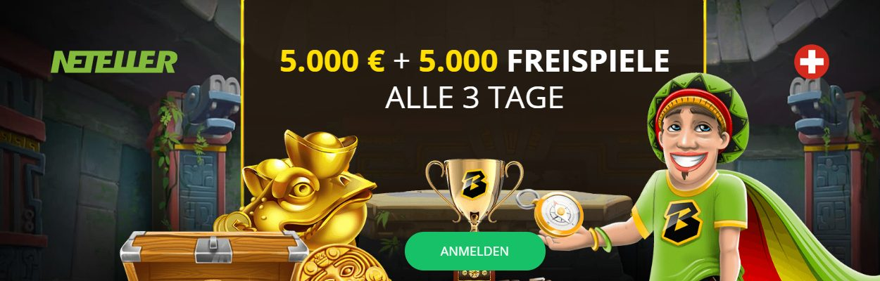 Neteller Zahlungssystem in Online Casinos